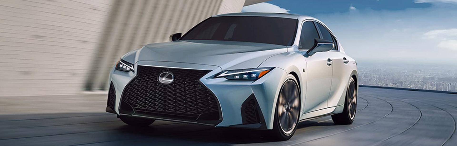 Lexus Certified Collision Repair