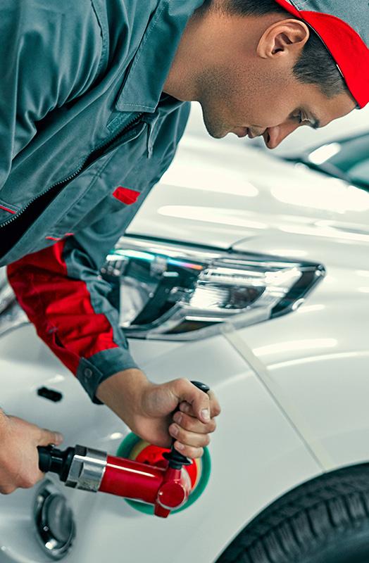 Ford Aluminum Trucks Certified Collision Repair