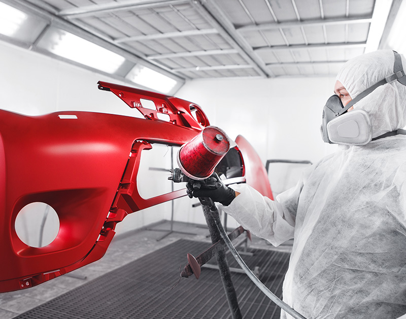 Cutting Edge Paint Service Focused on the Details
